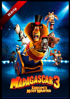 Madagascar 3 De Marcha Por Europa Hdrip Castellano 2012