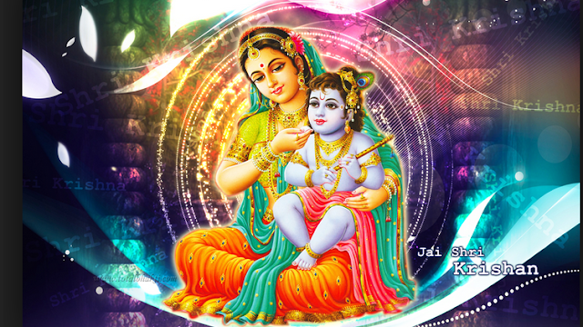 Shree Krishna Janmashtami Festival 2013