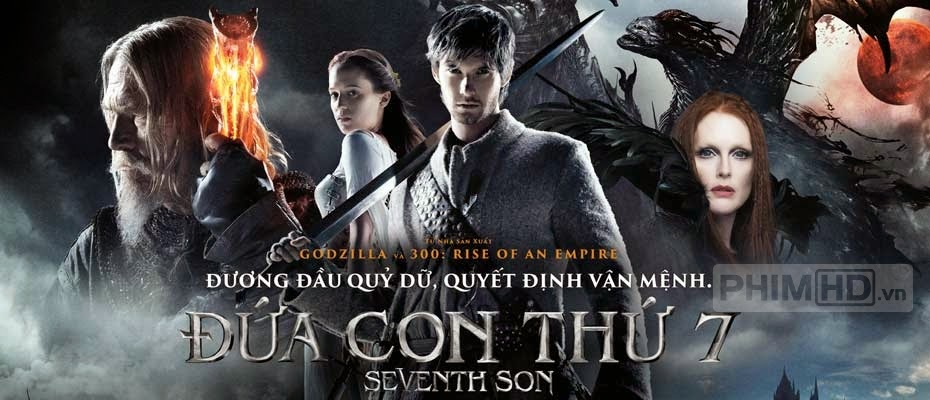 Đứa Con Thứ Bảy - Seventh Son - 2014