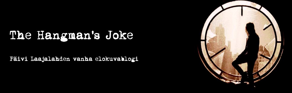 Elokuvablogi The Hangman's Joke