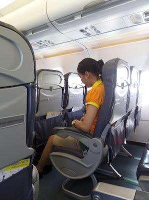 cebu pacific a320 cabin