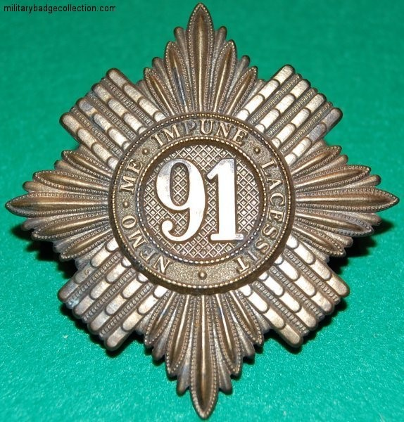 The 91st Regiment Of Foot Was A Line British Army It First Formed In 1759 And 1881 Became 1st Battalion Argyll Sutherland