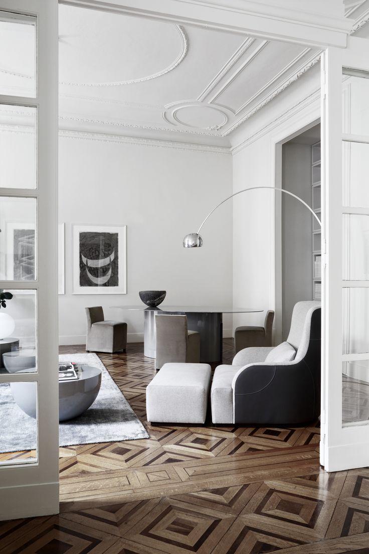 Strada interior design pavimenti protagonisti - Pavimenti decorati ...