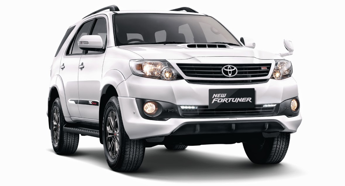 New Toyota Fortuner 2014