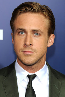 RYAN GOSLING SHORT HAIRSTYLE