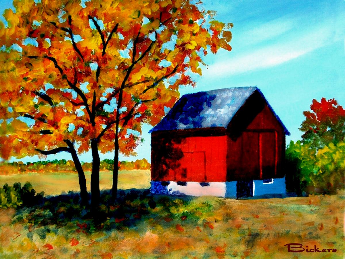 FINE ART BY BOB BICKERS Bob39s Art Blog 46 Acrylic Fine Art