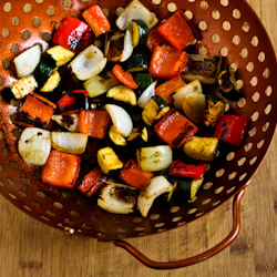 Recipe for World's Easiest Grilled Vegetables (How to Cook ...