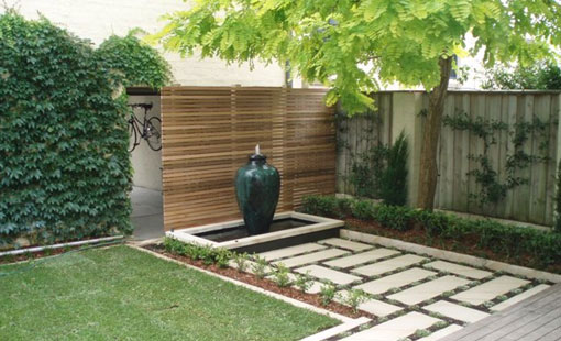 Landscaping design melbourne pdf for Garden ideas melbourne