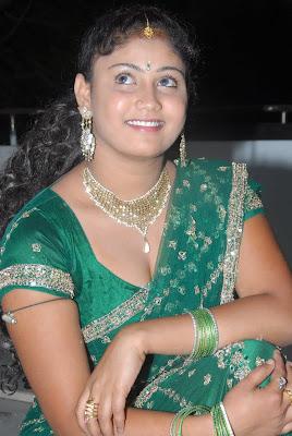 amrutha valli in saree latest photos