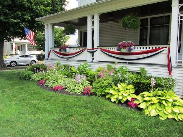 front yard landscaping hosta pdf