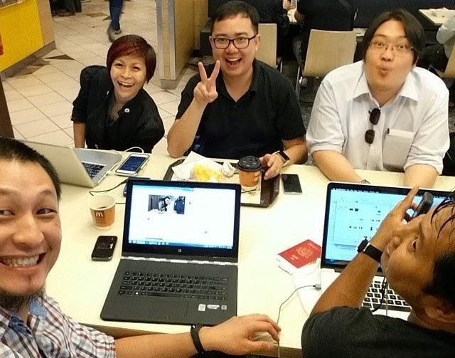 Teknologi Blogger Asus ZenFone Jakarta Indonesia
