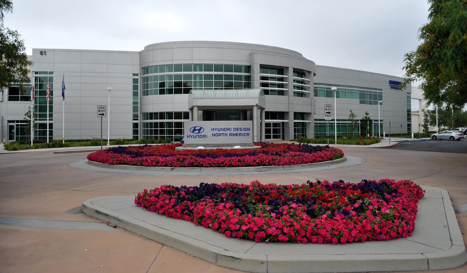 I Found The Hyundai Design Center In Irvine By Accident