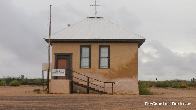 Engle, New Mexico - Engle Country Church