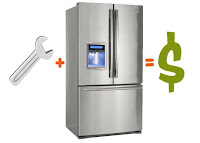 Appliances may or may not be included in a real estate deal