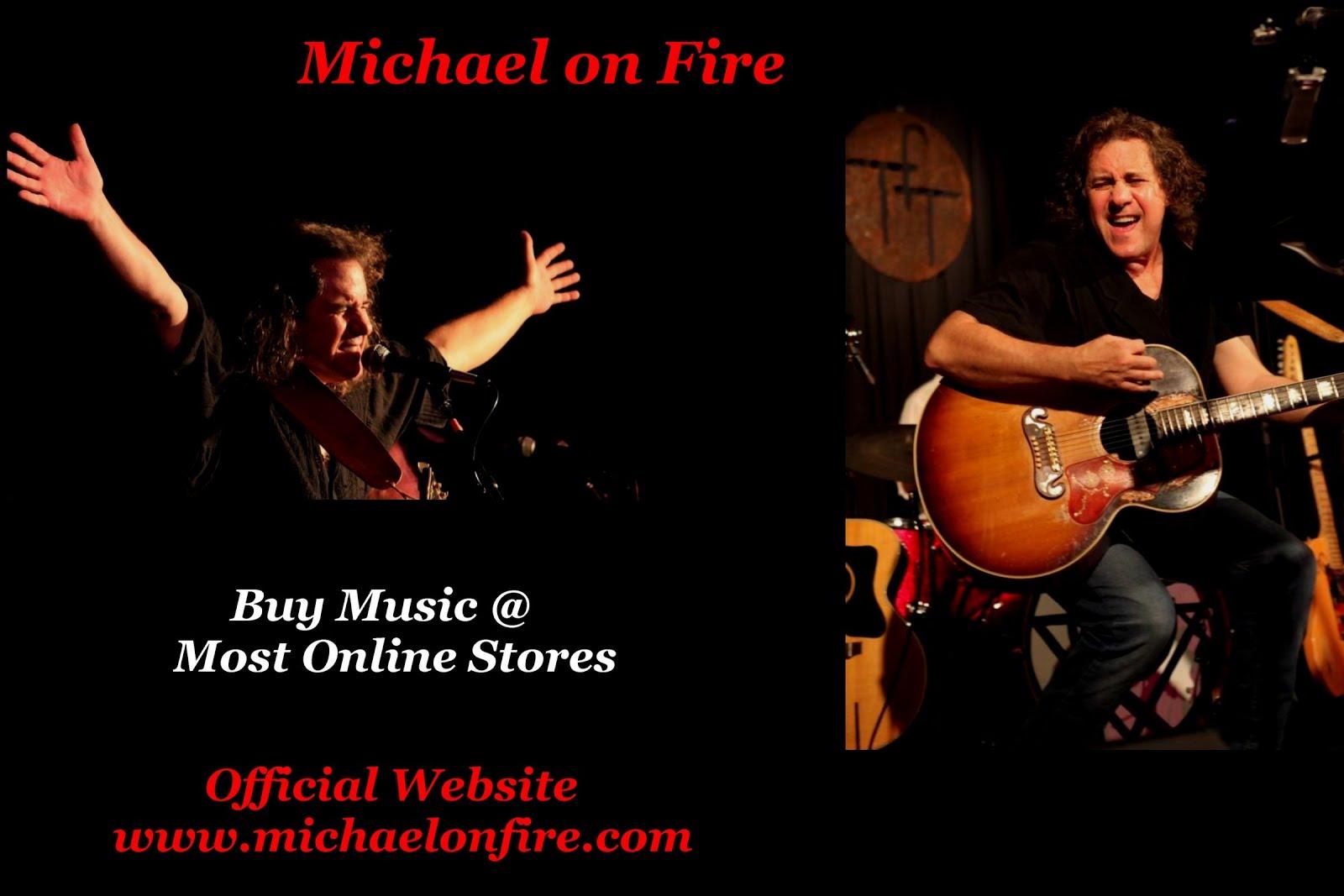 Michael on Fire