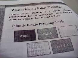 Perancangan harta Islam