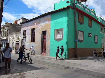 Santiago de Cuba street life