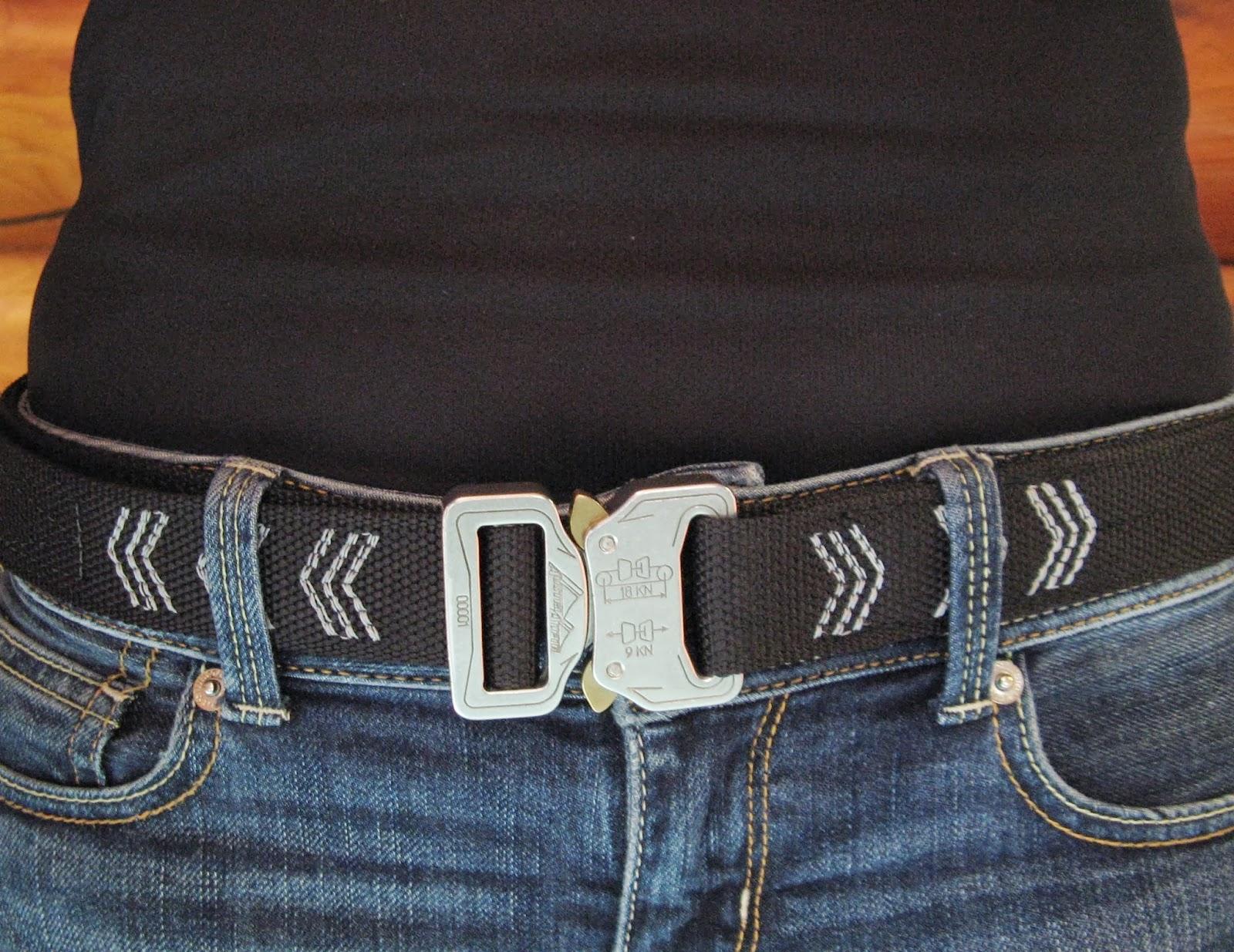 FALIA REVIEWS  CROSSTAC Lightning Belts   BOLD Slings - Designed for ... 6023f20a9