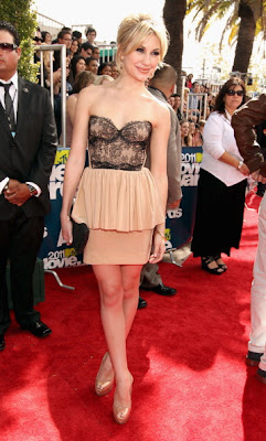 Chelsea Kane-Prom Dress Inspiration from celebrity dresses at the Red Carpet