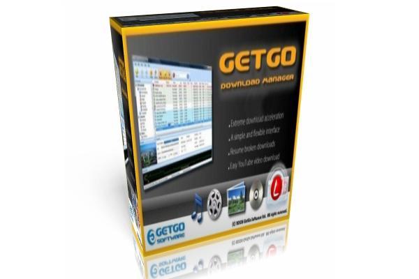 GetGo Download Manager 4.8.5.1687 برنامج تسريع تنزيل الملفات