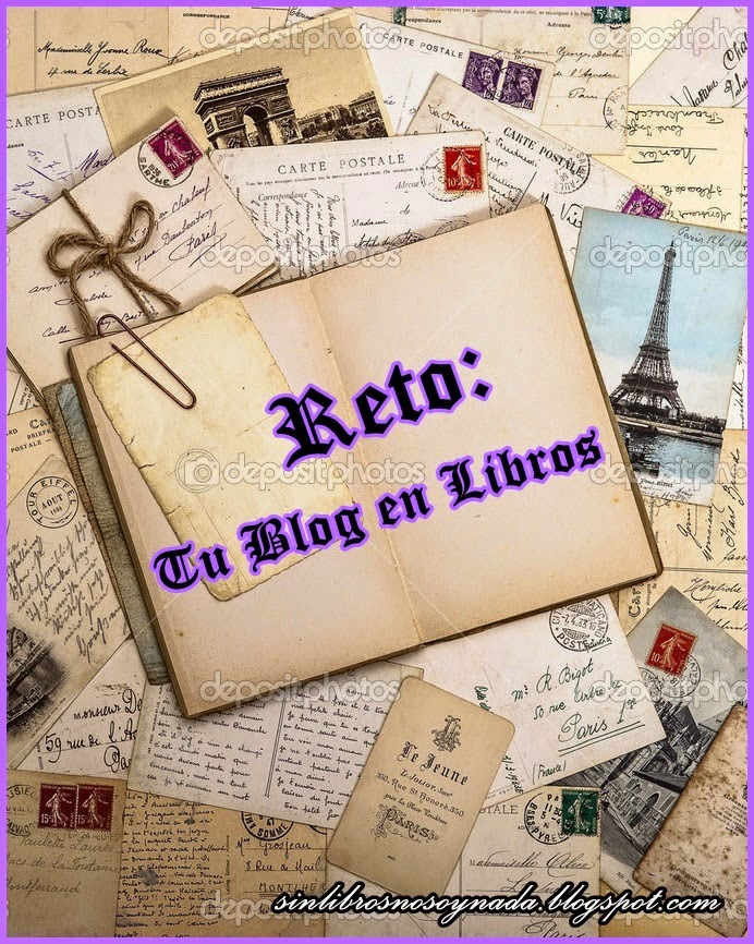 Reto 2015 Tu blog en libros