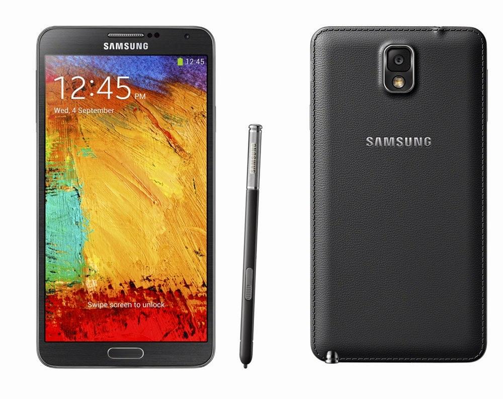 best smartphone samsung galaxy note 3