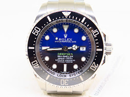 ROLEX DEEPSEA SEA-DWELLER BLUE BLACK DIAL - JAMES CAMERON - SERIE RANDOM 2016 FULLSET BOX AND PAPER