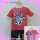 baju kartun ultra heroes