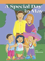 bookcover of A SPECIAL DAY IN MAY  (Neighborhood Readers)  by Jan Williamson