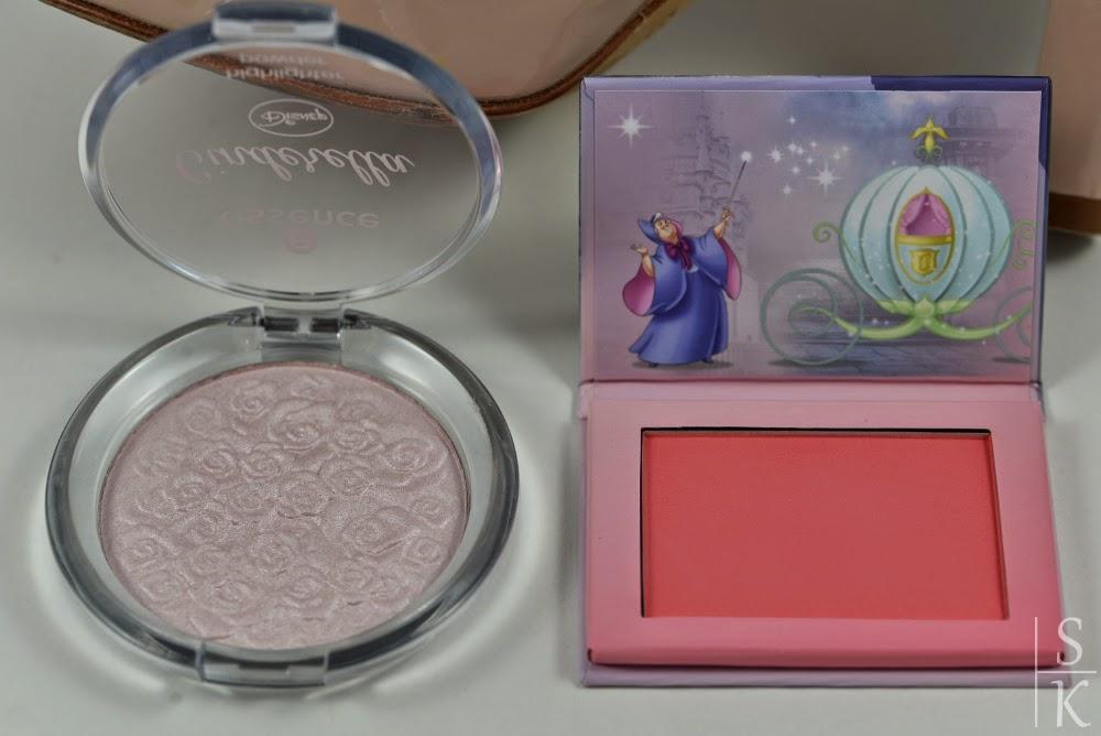"""Blush und Highlighter aus der """"Cinderella"""" - Trend Edition von Essence"""