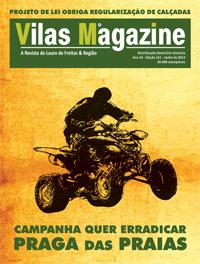 Vilas Magazine | Ed 161 | Junho de 2012 | 30 mil exemplares