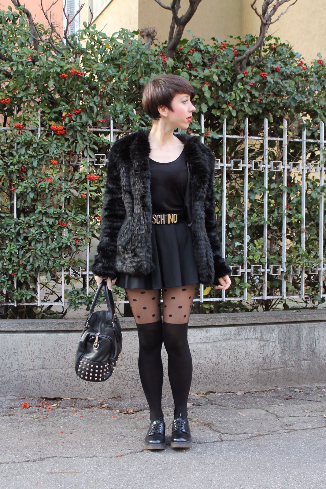 Pimkie faux fur coat