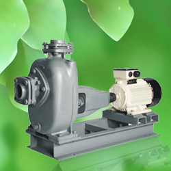 Kirloskar Sewage Coupled Pumpset 80x80 SP3A with 5C2 Motor (3PH) (5HP) Online, India - Pumpkart.com