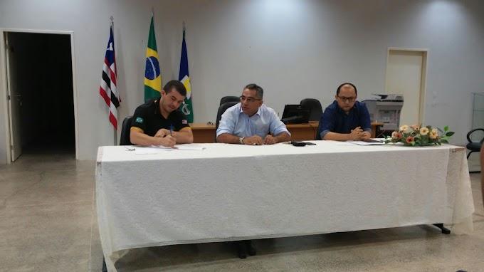 Caxias: Órgãos de segurança debatem situações que envolvem menores em festas