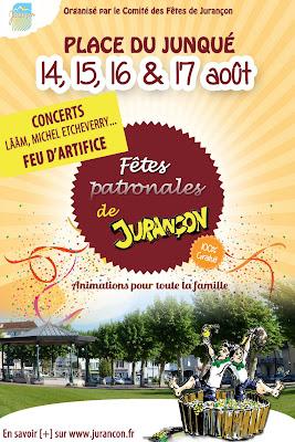 Fêtes de Jurançon 2013