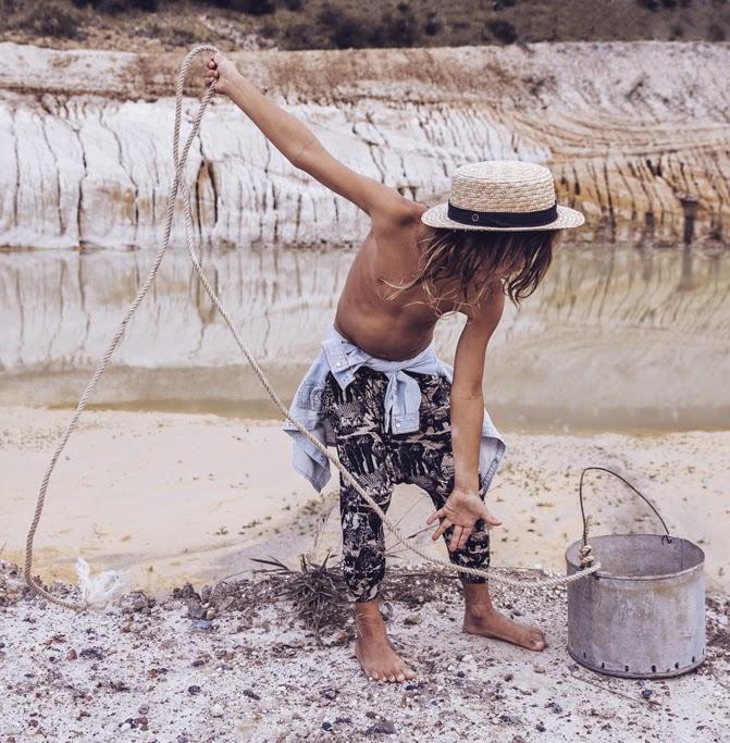 Boho Clothing For Kids Children of the Tribe Boho