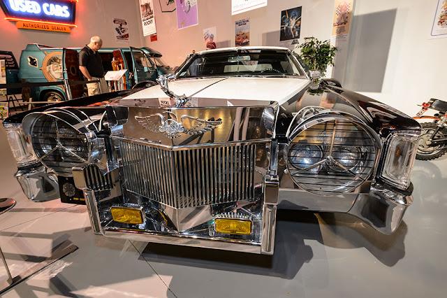 Pepy Beniquez's 1967 Cadillac Eldorado - SuperFly