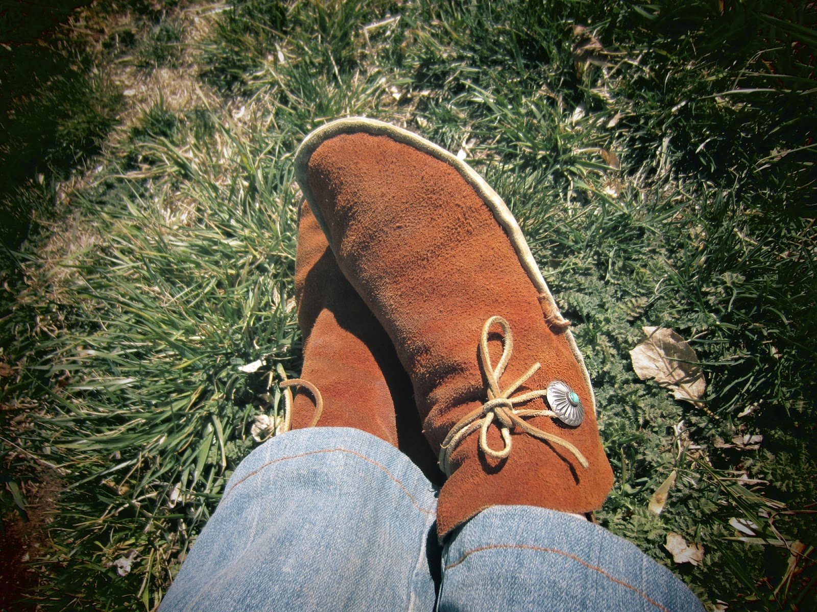 How to make navajo moccasins