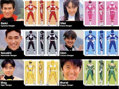 Conozca que fue de la Vida de los primeros Power Rangers
