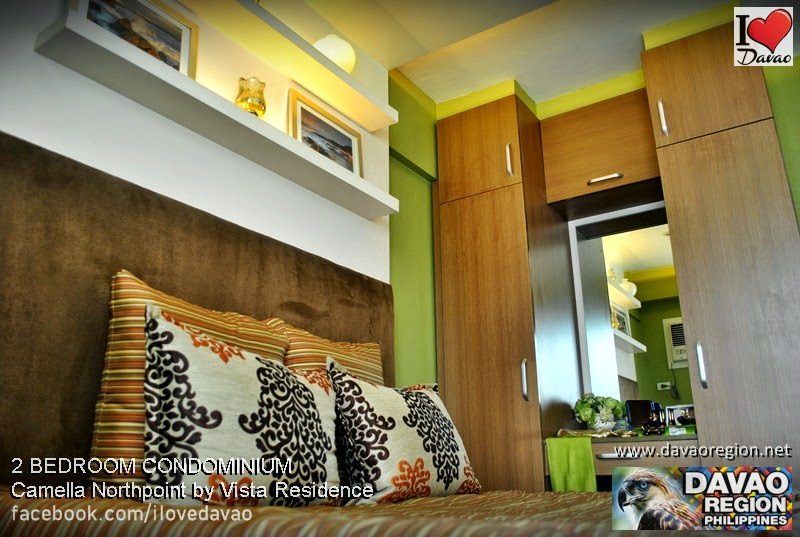 Camella Northpoint 2 Bedroom Condo by Vista Residence - Davao Region Philippines