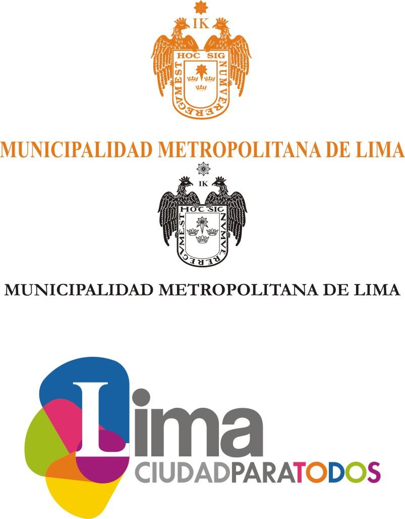 dise241os vectores y m225s municipalidad de lima logo