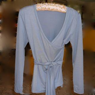 Wrap Knit Shirt Project