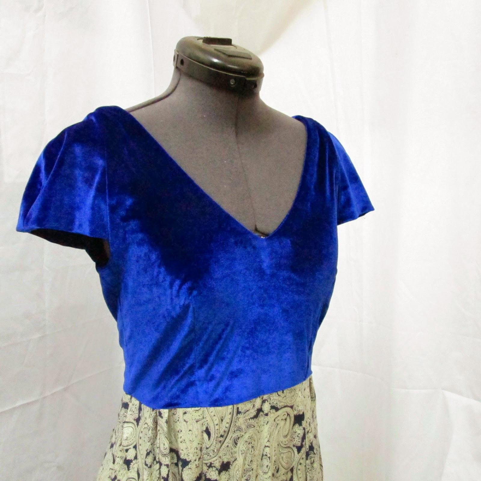 Darlene's V Neck Flutter Dress - Front