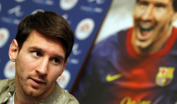"""Lionel Messi: """"Yo no compito con Cristiano"""""""