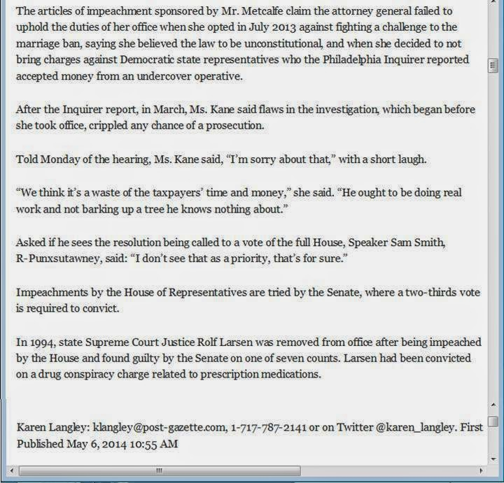 http://www.post-gazette.com/local/region/2014/05/06/Democratic-legislators-walk-out-of-Kane-impeachment-hearing/stories/201405060186
