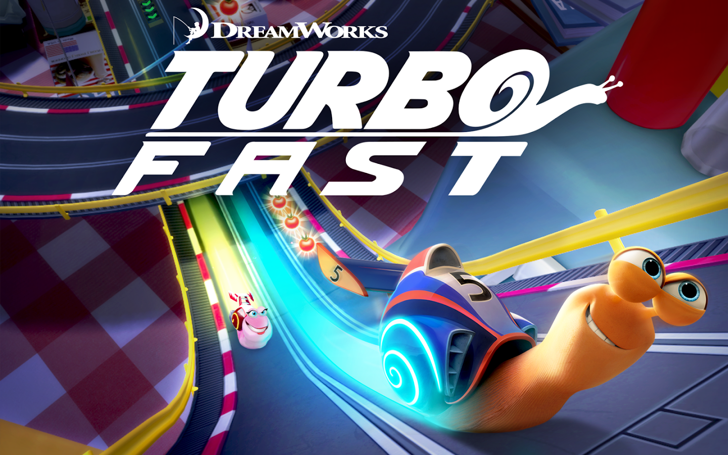 Turbo FAST v2.0 MOD APK+DATA (Unlimited Tomatoes)