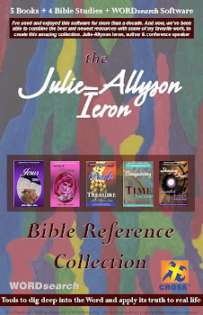 Julie's Wordsearch Bible Reference Library