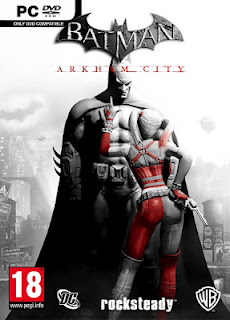 Batman Arkham City Game Free Download PC