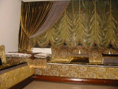 Khalifa Decor Rideaux Et Salon Marocain