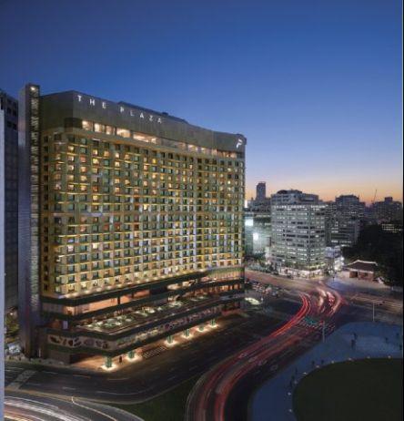 The Plaza Hotel, Seoul, Korea Selatan